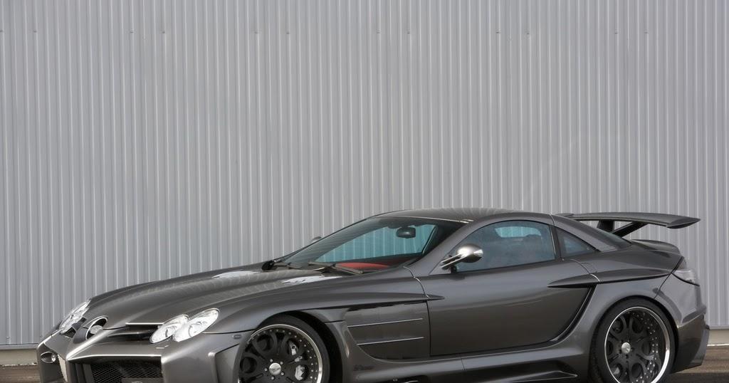 cars riccars design mercedes benz slr best car wallpapers