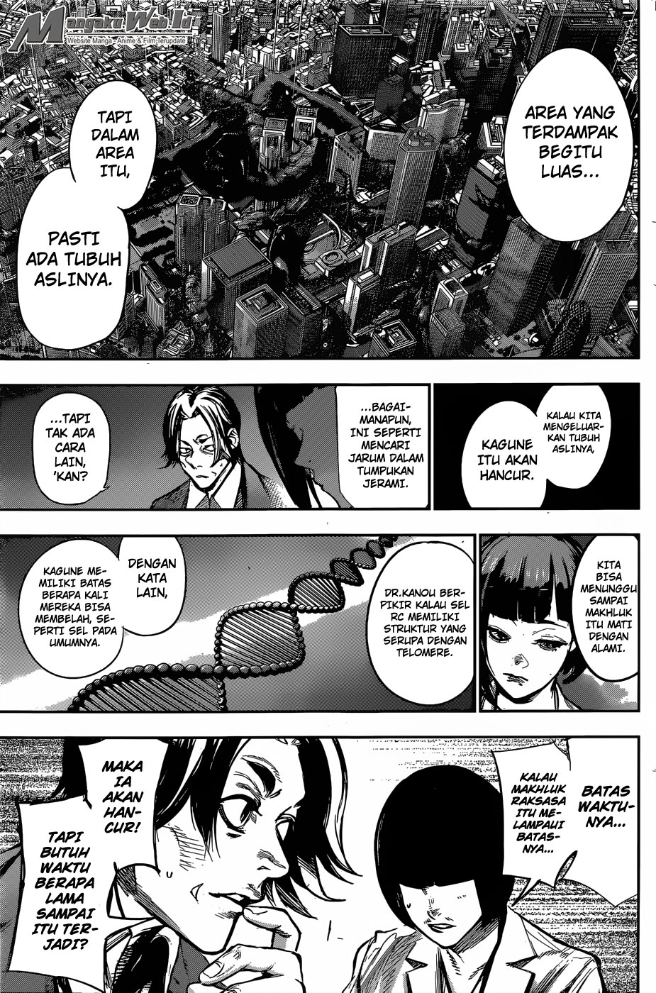 Tokyo Ghoul:re Chapter 150-3