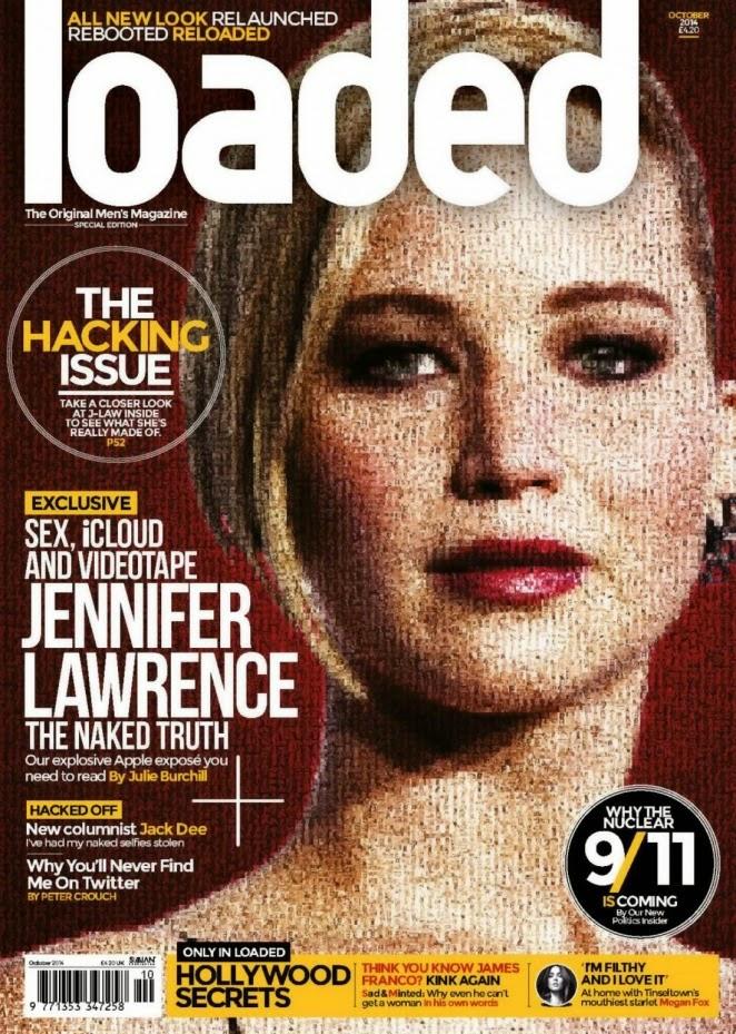 Thefashionisers Loaded Magazine October 2014 Jennifer