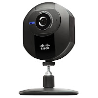 linksys wireless cameras front view