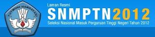 SNMPTN 2012 - www.snmptn.ac.id