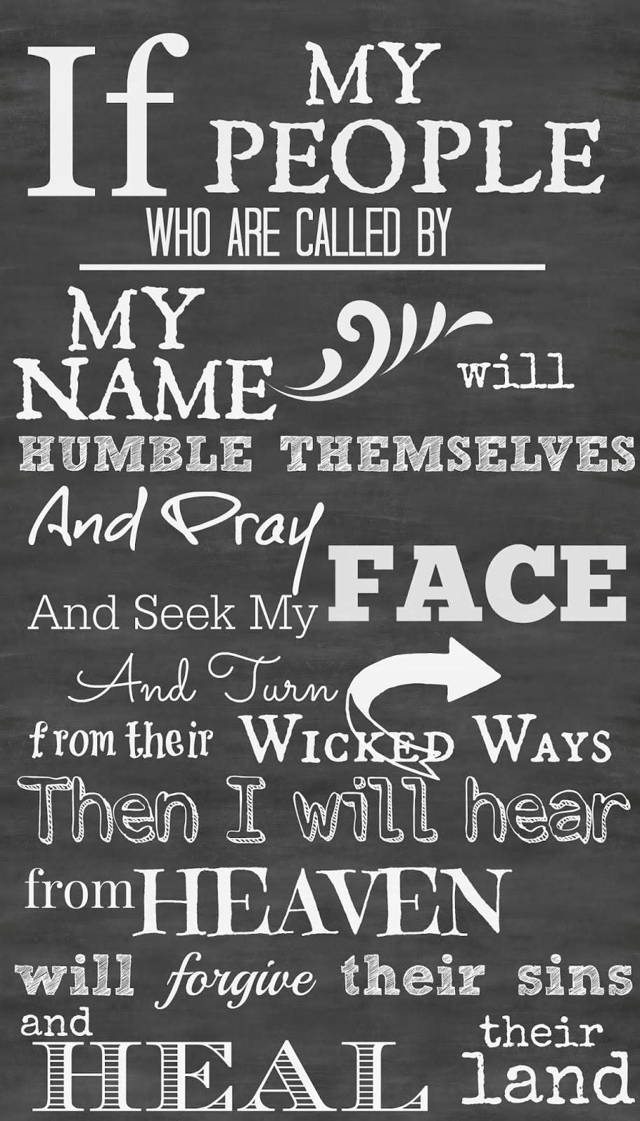 Printable Chalk Art Sunday Scripture Stonegable
