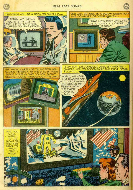 Retro Futurism: How Television Will CHANGE Your Future