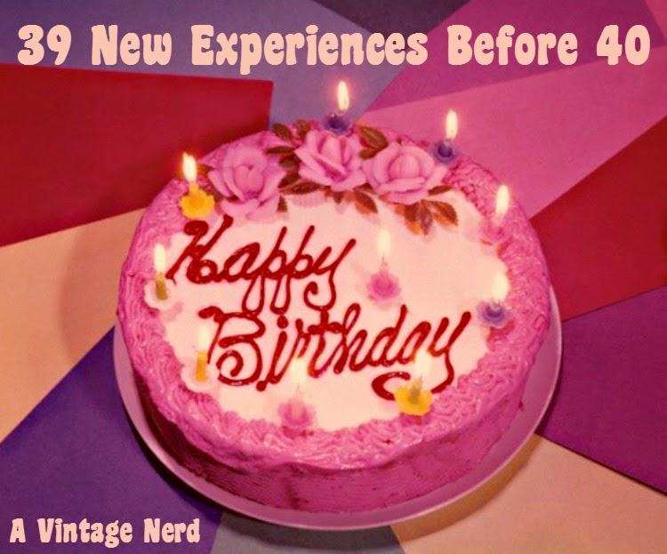 A Vintage Nerd, Vintage Blog, Vintage Birthday