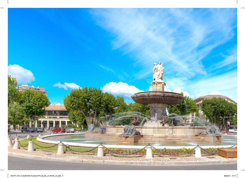 Patrimoine et fiscalit programme immobilier aix en provence - Terrasse piscine hors terre aixen provence ...