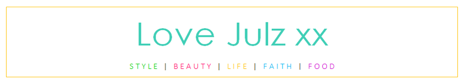 Love Julz xx