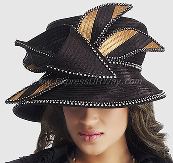 smart fashion world church hats for women