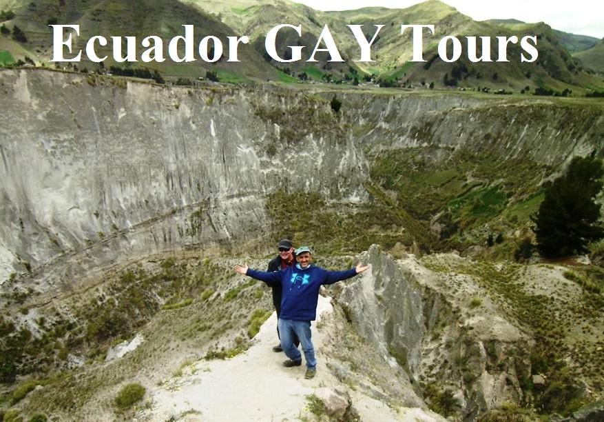 Turismo GLBT en Ecuador