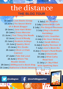 Blog Tour - The Distance