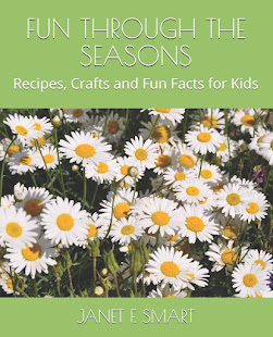 Great Book for kids K-5th grade   Activities, stories and easy recipes for every month