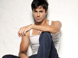 Enrique Iglesias, born 8 May 1975