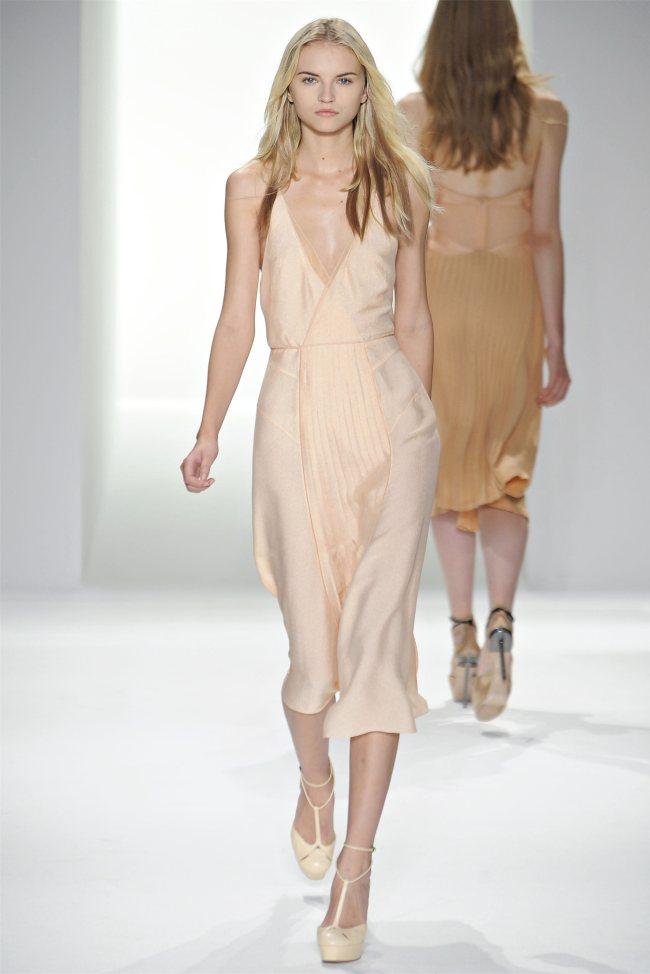 Calvin Klein Dresses Spring 2012