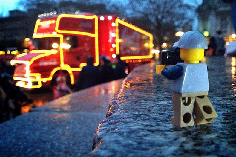 pequeño LEGOgrafo Andrew Whyte