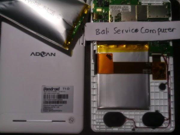 dimana tempat service perbaiki tablet android yang rusak di bali