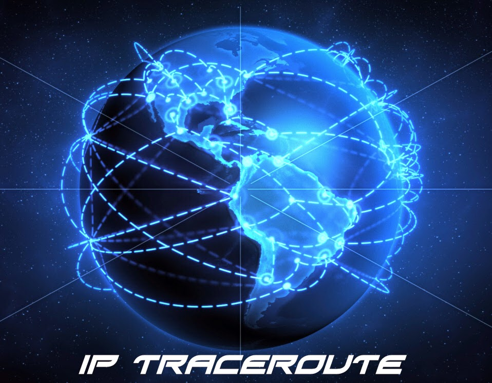 IP traceroute checking with google maps