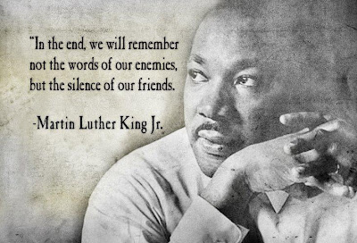 IN THE END DR. MARTIN LUTHER KING JR.