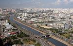 Express-Allee von Sao Paulo live camera