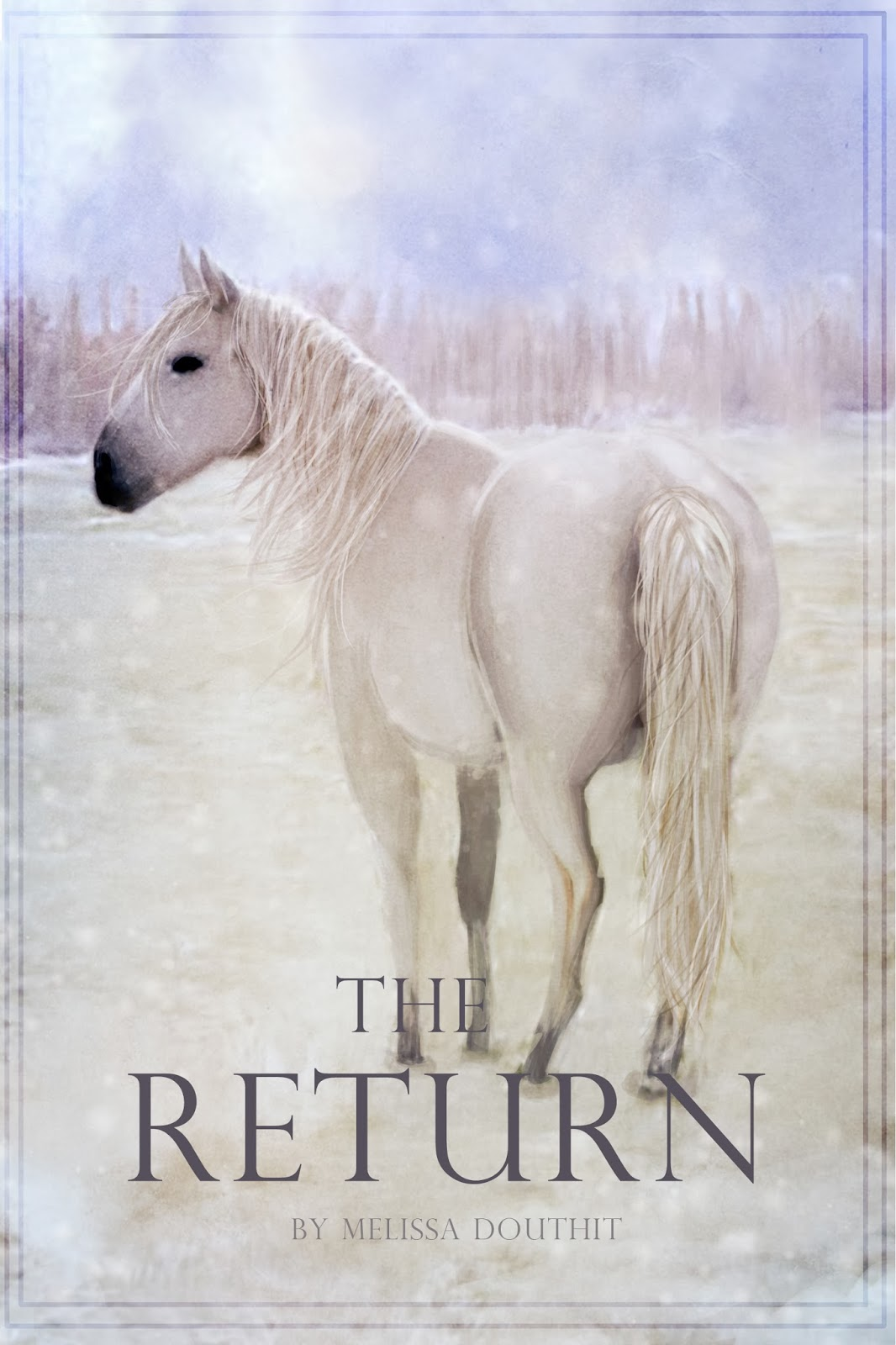 The Return (the Raie'chaelia, #3) By Melissa Douthit _ Tour Stop ~  Interview ~ Giveaway