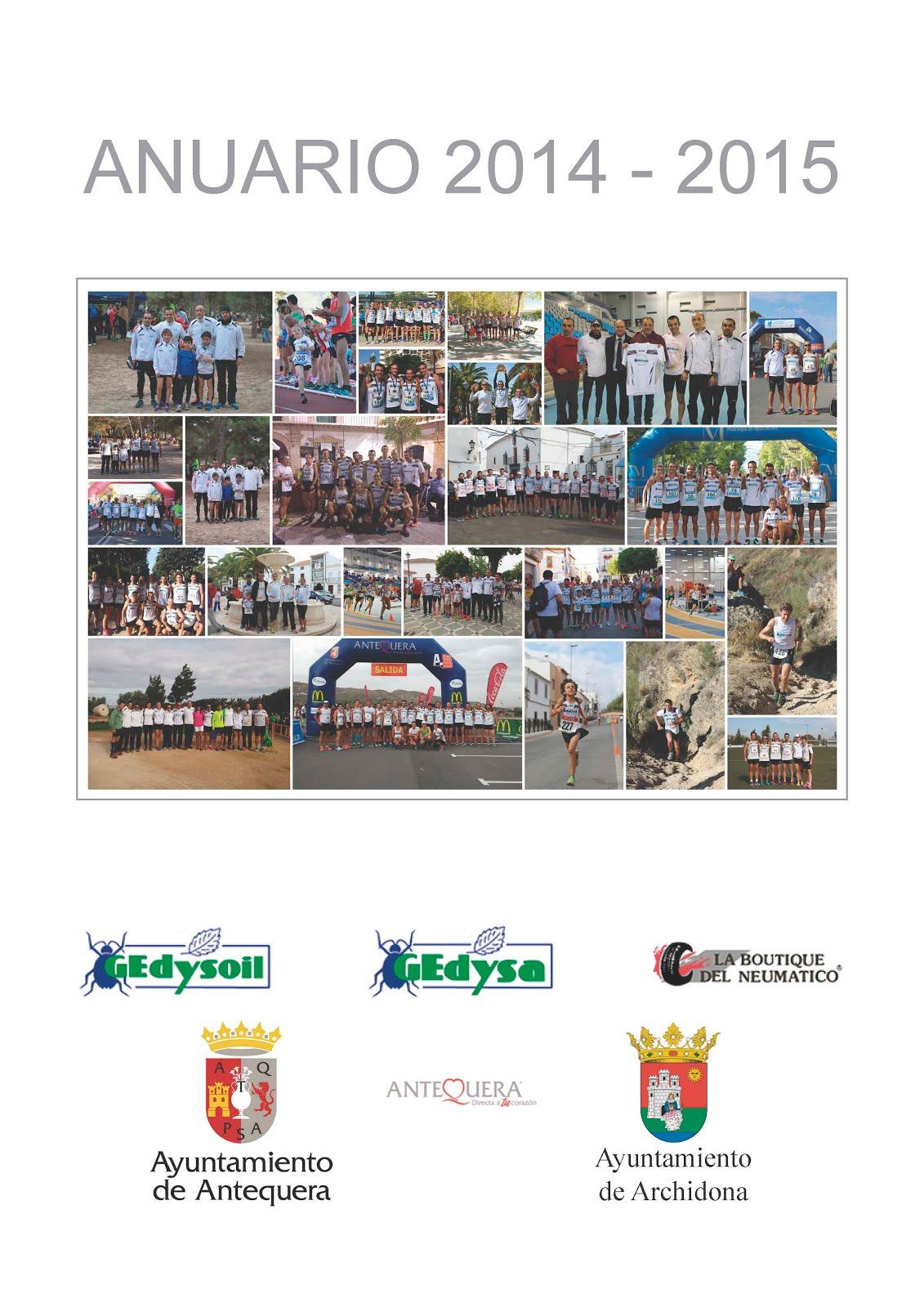 Anuario 2014 - 2015