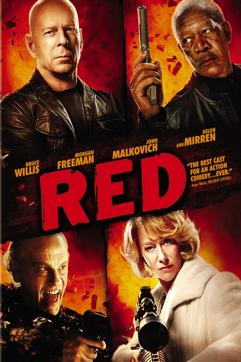 Red 2 Movie Poster Coverlandia - The #1 P...