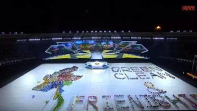 27th SEA Games Myanmar Opening Ceremony
