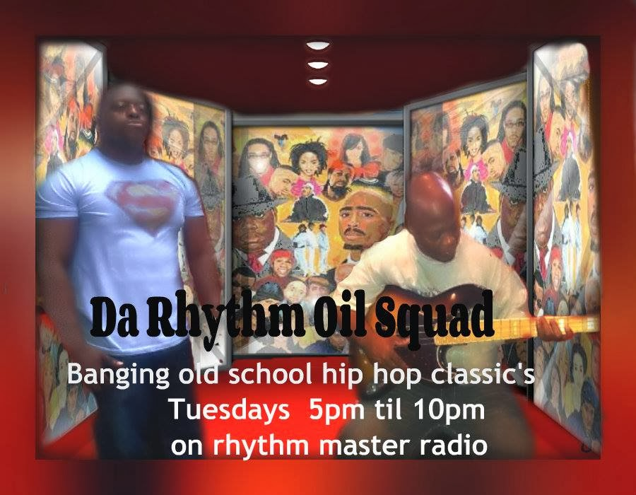 Da Rhythm Oil Squad