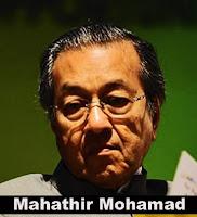 Tun Dr Mahathir Mohamad sakit