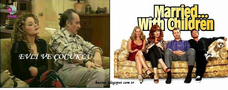 Married with Children - evli ve çocuklu