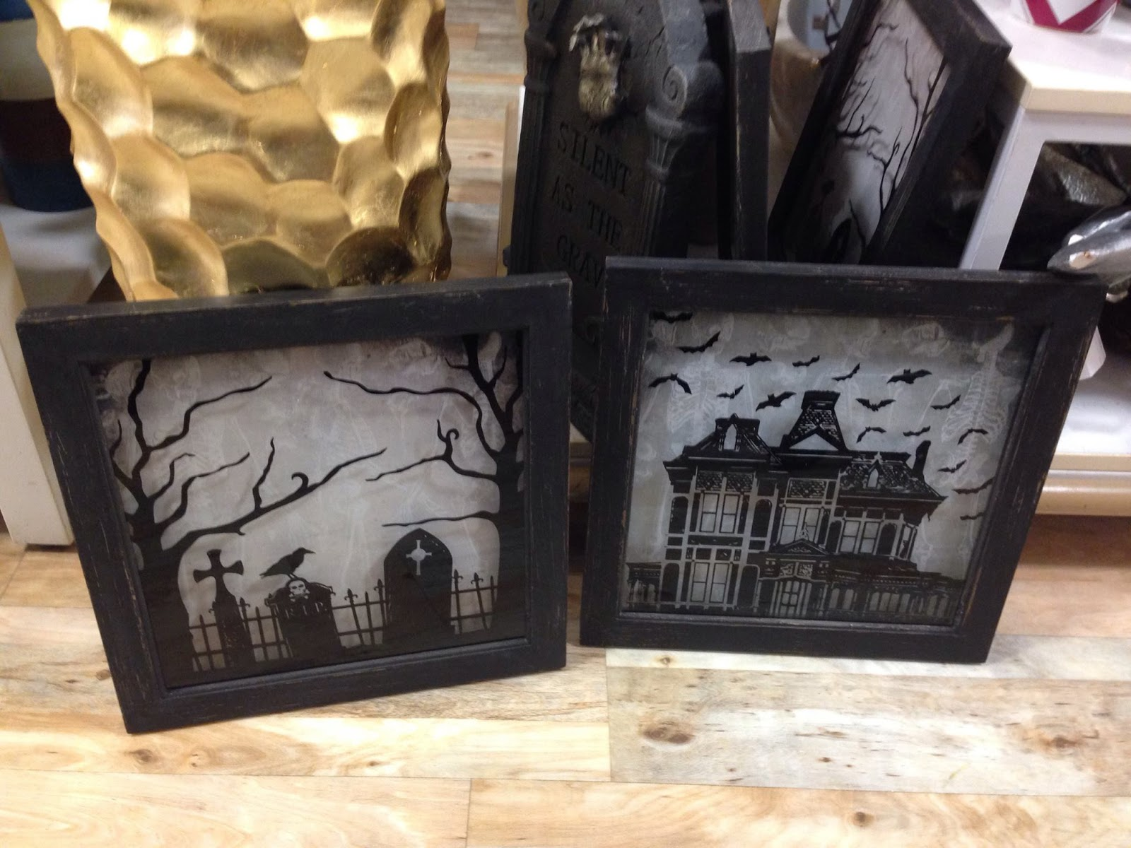 Goth Gardening ^o^: ...Halloween finds from Home Goods...