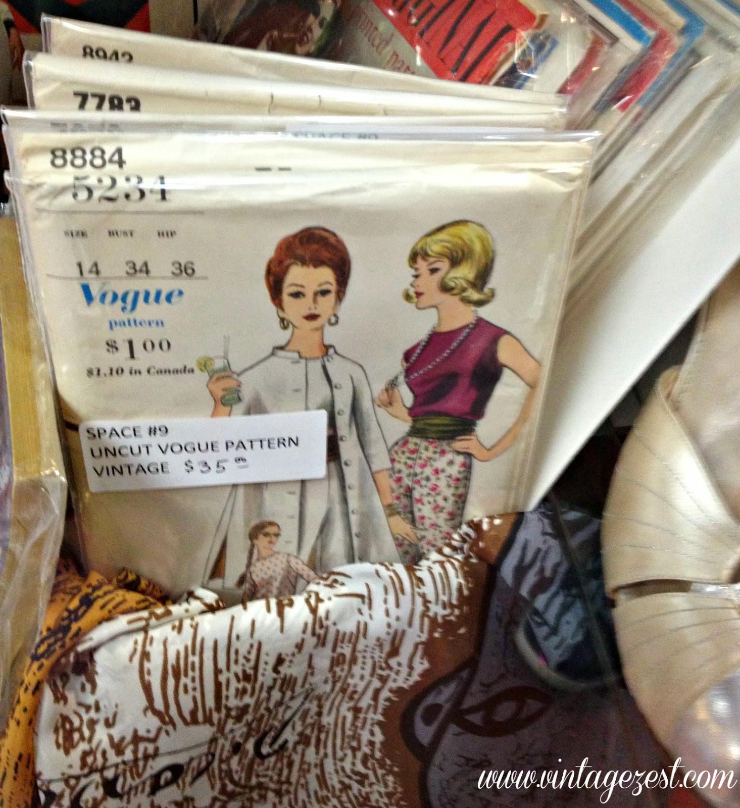 Weekly Wrap-Up on Diane's Vintage Zest!