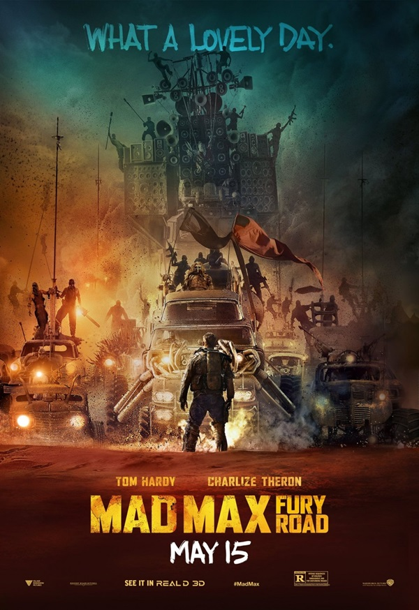 Mad Max: Fury Road (2015) 720p Film indir