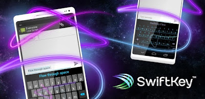 Download SwiftKey Keyboard 4.1.3.149 APK Full