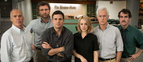 Spotlight Movie Trailer, Images and Posters