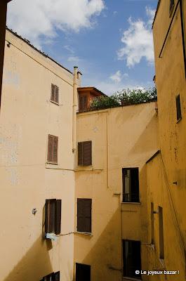 Rome -Trastevere
