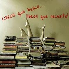 Libros que busco.