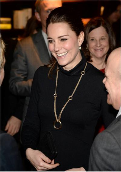Kate Middleton NYC December 2014