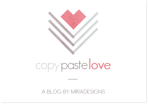 Copy Paste Love | by MiraDesigns