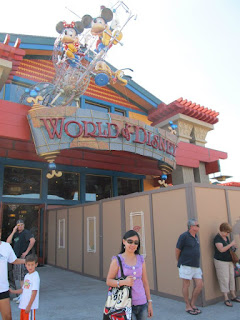 Downtown Disney World of Disney