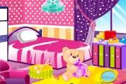 Çocuk Odası Dekorayonu Oyunu