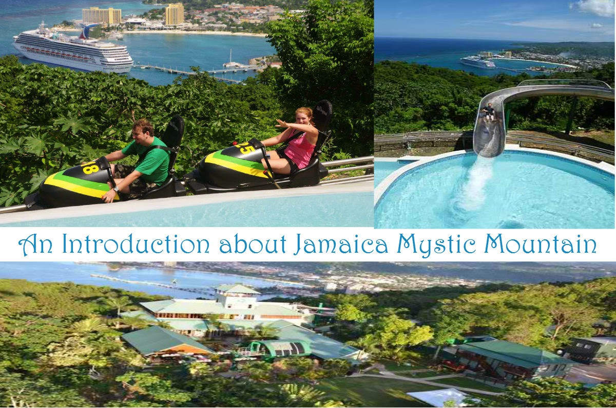 Jamaica Mystic Mountain Introduction Amazing places to visit till you turn 30