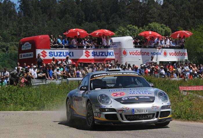 Rally Nacional - Triunfo de Vallejo