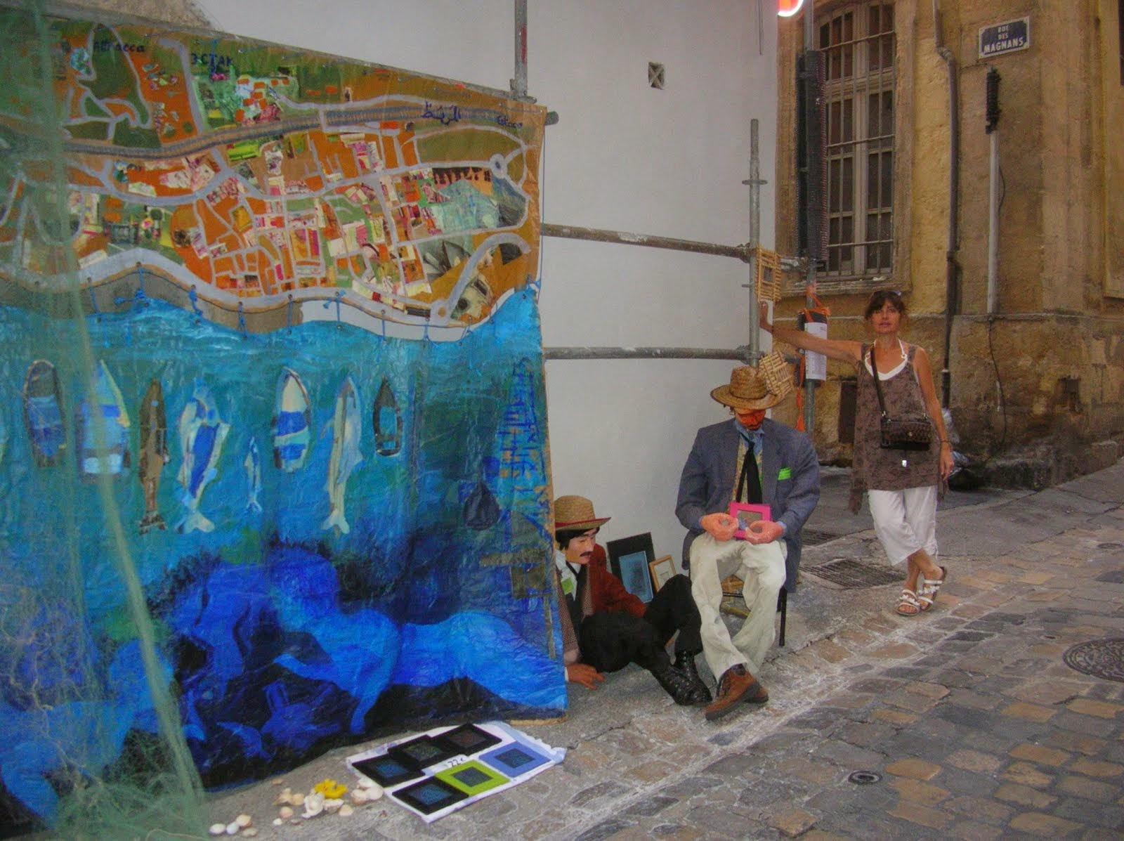 Nocturne artistique, Aix-en-Provence