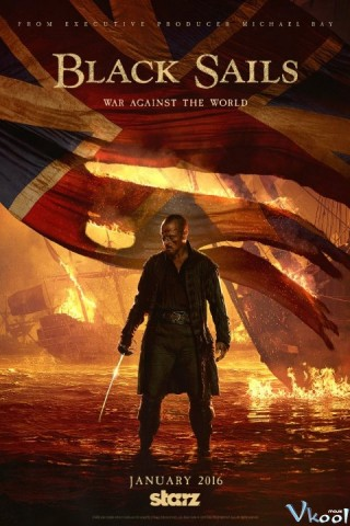 Cướp Biển Phần 3 - Black Sails Season 3