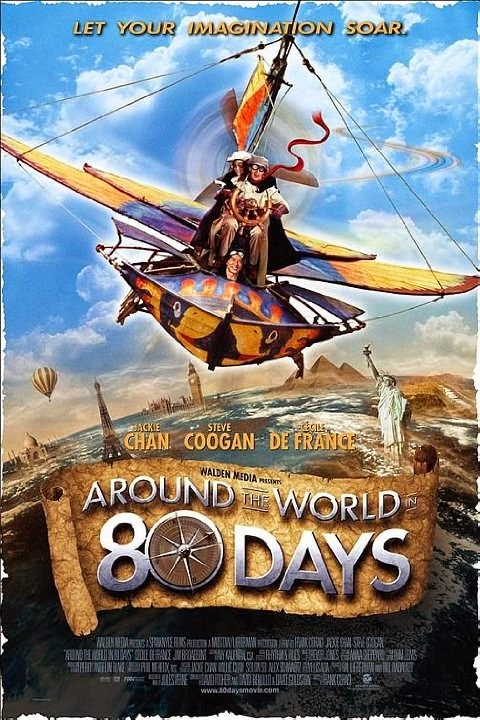 80 Ngày Vòng Quanh Thế Giới - Around The World In 80 Days (2004) Poster