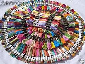 Colores de hilos