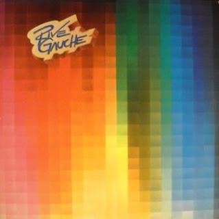RIVE GAUCHE - Dancin' Flame (1987)