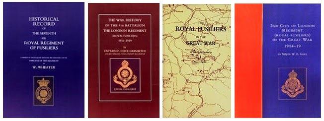 Royal Fusiliers - regimental histories