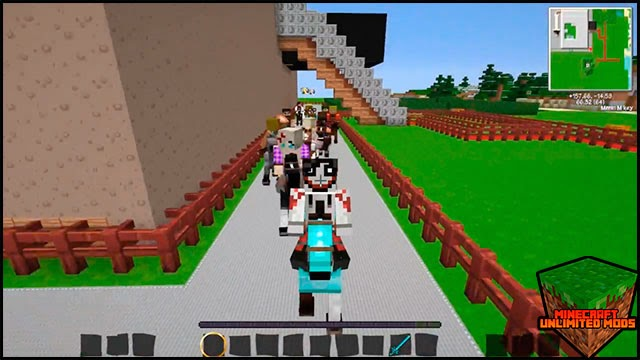 Gran Hermano Minecraft iTowngameplay