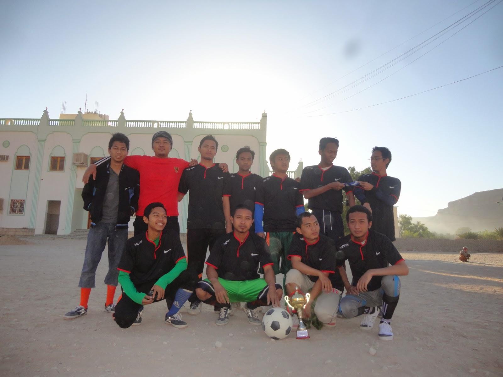 AMI Champions League 2013 - PPJJ vs Sultan