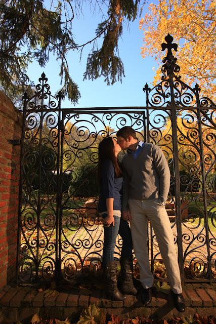 Engagement Photos Leesburg Virginia